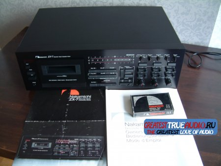 NAKAMICHI ZX-7 1981  SOLD OUT