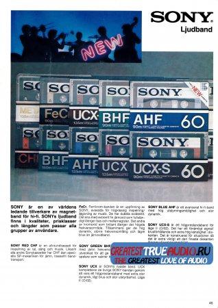 экскурс-обозрение по кассетам