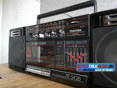 TOSHIBA RT-SX26 SOLD OUT