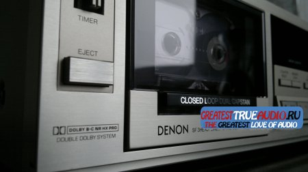DENON DR-M44 HX 1987  SOLD OUT