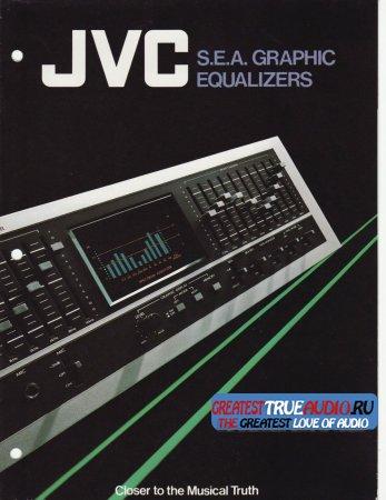 эквалайзеры JVC