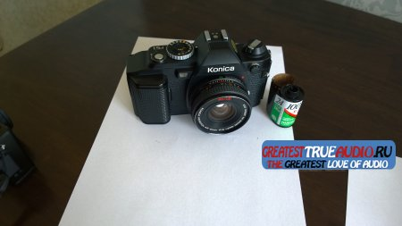Konica FS-1 1979-1983 ПРОДАН SOLD OUT !