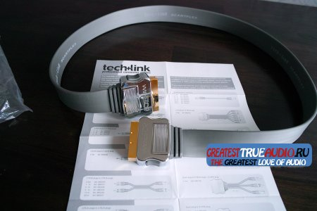 TECH+LINK AV SCART CABEL