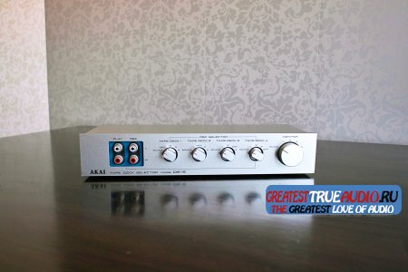 AKAI DS-5 Tape Deck Selector 4
