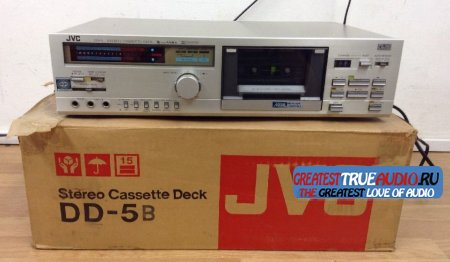 JVC DD-5  ПРОДАН SOLD OUT !