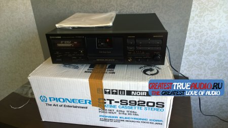 PIONEER CT-S920S 1992