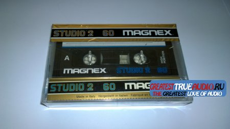 MAGNEX STUDIO 2 .chrom 1984