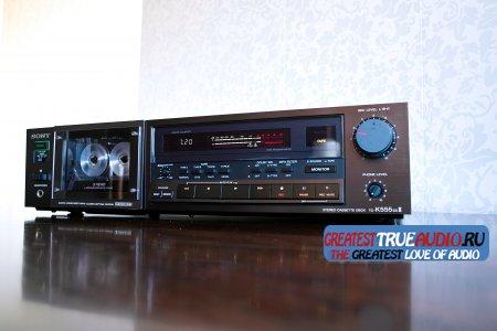 SONY TC-K555ESII 1984