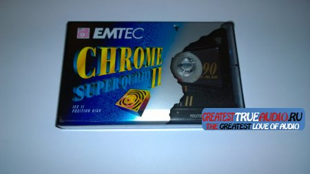 EMTEC SUPER  CHROME 1999