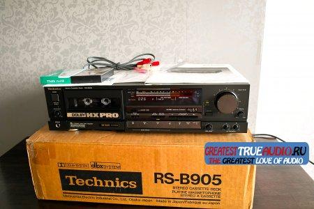 TECHNICS RS-B 905 1987.