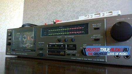 HITACHI D-E 95 1981