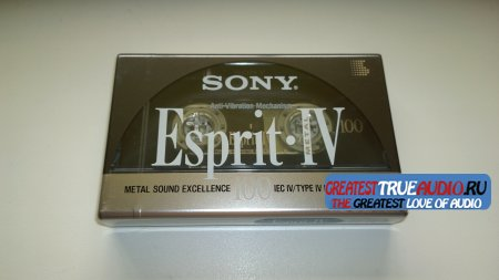 SONY ESPRIT SUPER METAL 1992 100 min.