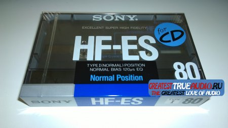 SONY HF-ES 1988 JAPAN VERSION