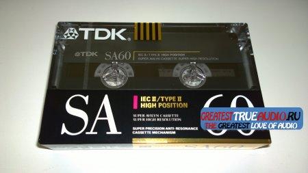 TDK SA 60. 1990