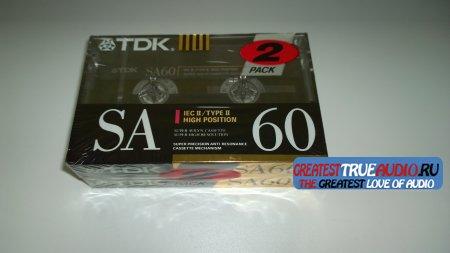 TDK SA 1990 2XPACK