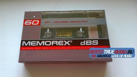 MEMOREX DBS 60 1987