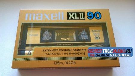 MAXELL XLII 90 1985