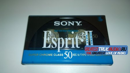 SONY ESPRIT SUPER CHROME 50  1992