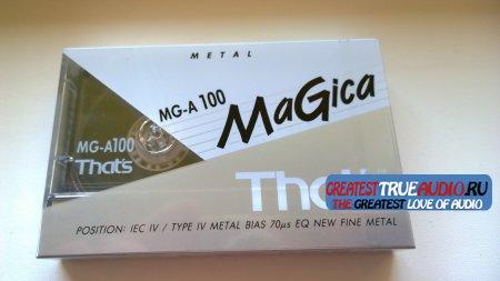 THATS MG-A 100 1993