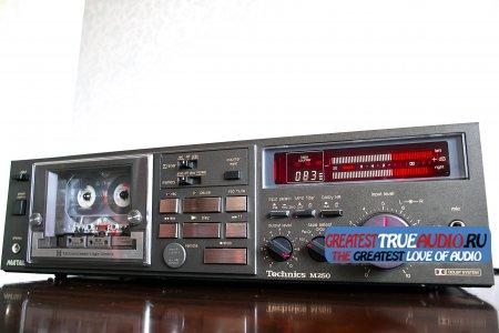 TECHNICS RS- M 250 1981