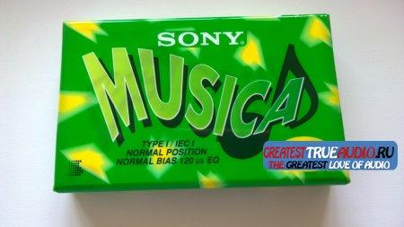 SONY MUSICA