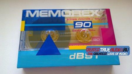 MEMOREX DBS-I 1987