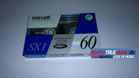 MAXELL SXI 60 1992