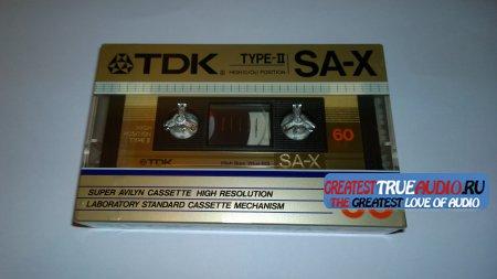 TDK SA-X 60 1986