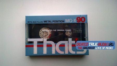 THATS MG-X 1985 90