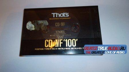 THATS CD/IVF 100 1990