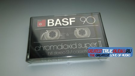 BASF SUPER CHROME 90 1980