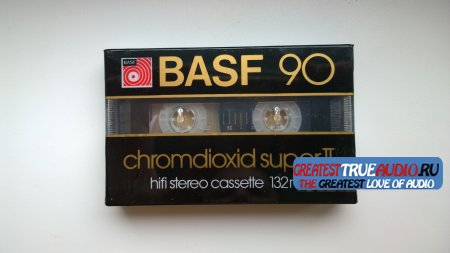 BASF SUPER CHROME 90 GOLD VERSION. 1982