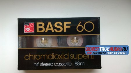 BASF SUPER CHROME 60 GOLD VERSION. 1982