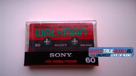 SONY WALKMAN 60 1988