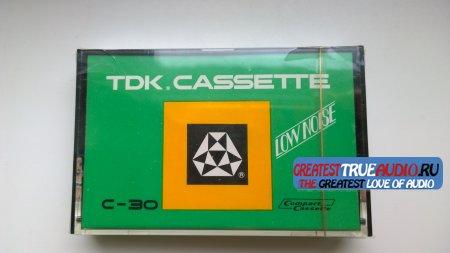 TDK CASSETTE C-30 1970