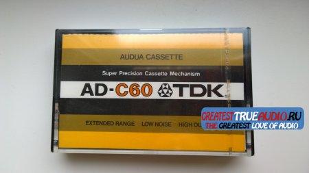 TDK AUDUA AD-60 1977