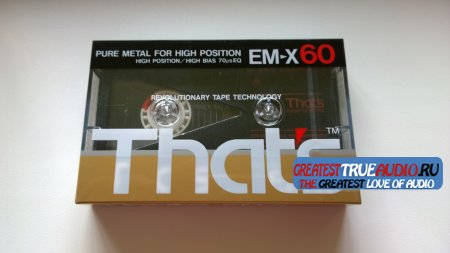 THATS EM-X 60 1988