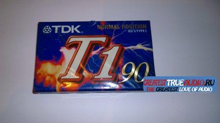 TDK T1 1997.
