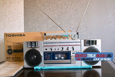 TOSHIBA RT-S782 1982