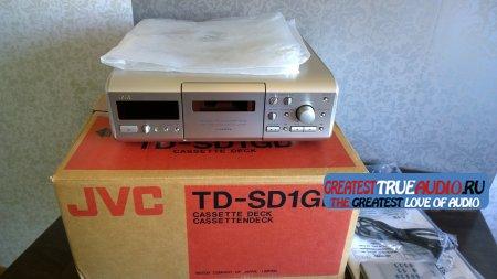 JVC TD-SD1GD 1999 NEW!