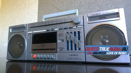 CROWN CSC-150 L 1986