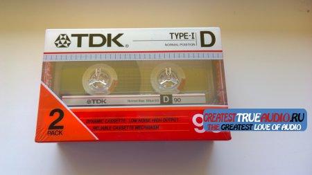 TDK D 90 X2 1985