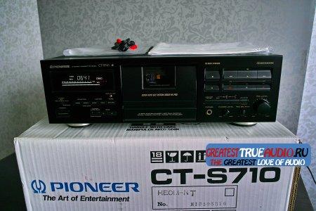 PIONEER CT-S710 1991