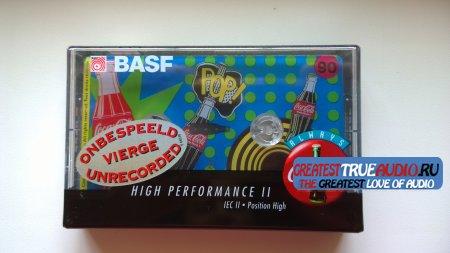 BASF SUPER CHROME PLUS 1995 DISNEY COLLECTION  Coca-Cola..