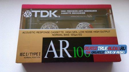 TDK AR 100 1988
