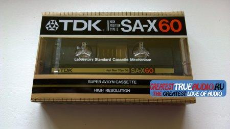 TDK SA-X 60 1985