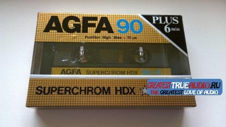 AGFA HDX 1985