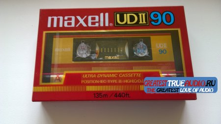 MAXELL UDII 90 1985
