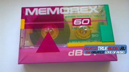 MEMOREX dBS 60 1989