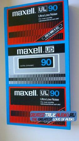 MAXELL UL, UD 1979 SET X 3